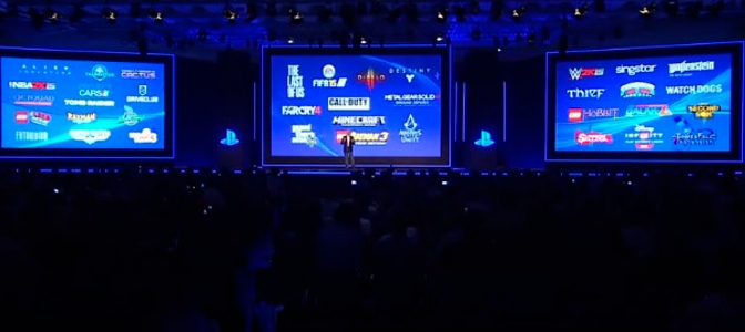 GAMESCOM 2014: CONFERENCIAS DE LA FERIA