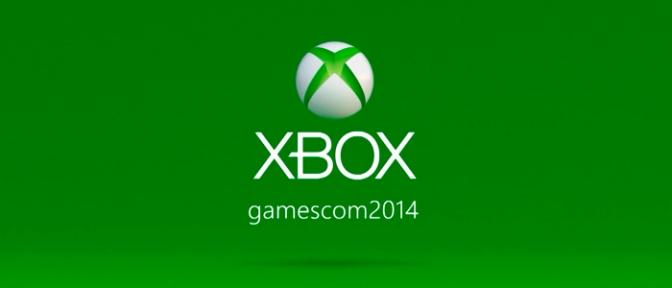 GAMESCOM 2014: MICROSOFT HA MOSTRADO SUS CARTAS