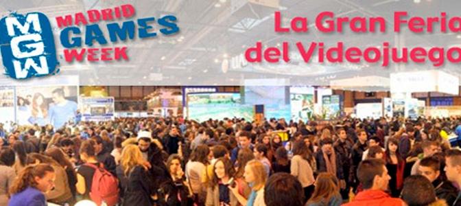 MADRID GAMES WEEK 2014: SONY, NINTENDO Y MICROSOFT