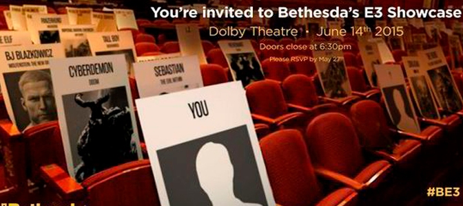 RESUMEN CONFERENCIA BETHESDA (E3 2015)