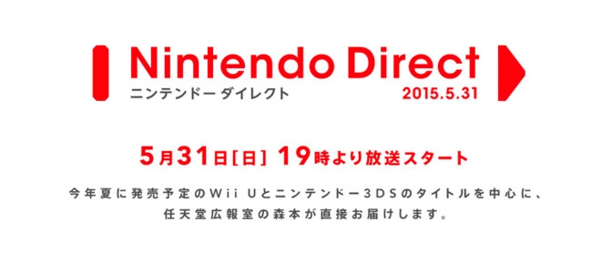 NINTENDO DIRECT DEL 31 DE MAYO