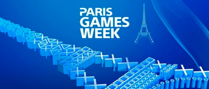 CONFERENCIA SONY (PARIS GAMES WEEK 2015)