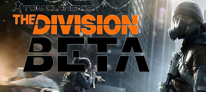 The Division: Beta abierta (ACTUALIZADA)