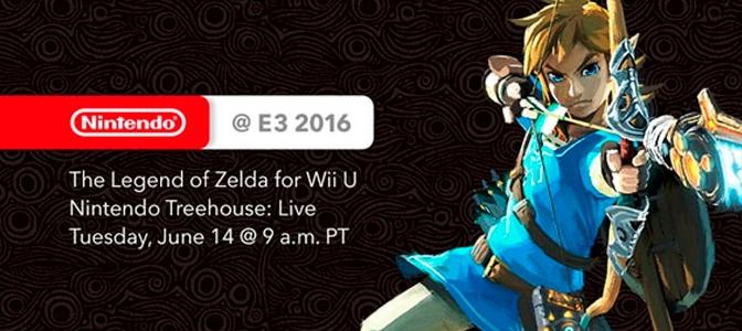 RESUMEN NINTENDO TREEHOUSE E3 2016 (ACTUALIZADA)